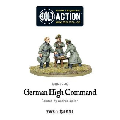 German High Command - Germany - Bolt Action