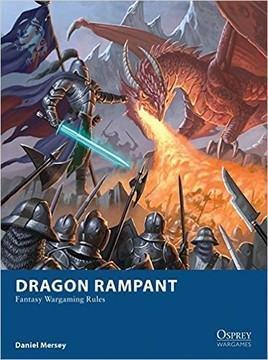 Dragon Rampant Rulebook - Osprey Games
