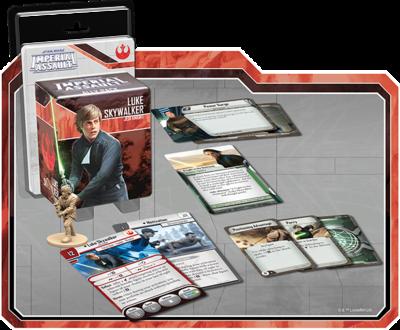 Luke Skywalker (Verbündete) - Star Wars: Imperial Assault - deutsch