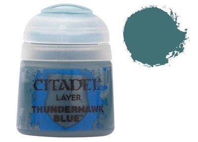 Thunderhawk Blue - Citadel Layer - Games Workshop