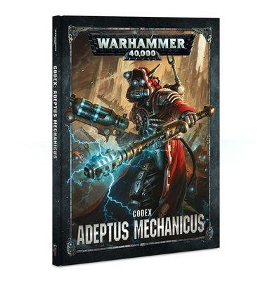 CODEX: ADEPTUS MECHANICUS (HB ENGLISH) - Warhammer 40.000 - Games Workshop