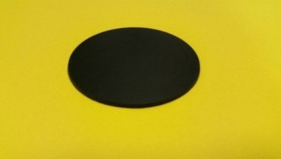 120mm Base oval