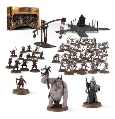 Der Hobbit: Flucht aus Goblinstadt - Hobbit/LotR - Games Workshop
