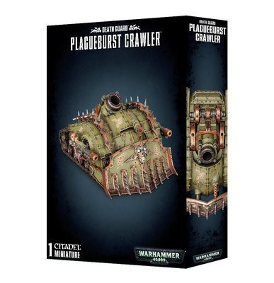 DEATH GUARD PLAGUEBURST CRAWLER - Warhammer 40.000 - Games Workshop