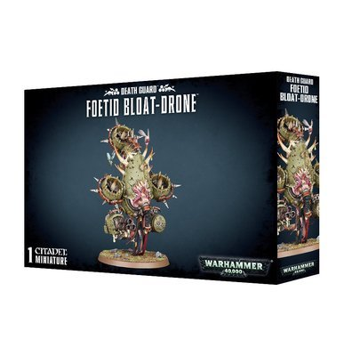 DEATH GUARD FOETID BLOAT-DRONE - Warhammer 40.000 - Games Workshop