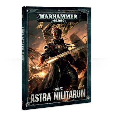 CODEX: ASTRA MILITARUM (HB DEUTSCH) - Warhammer 40.000 - Games Workshop
