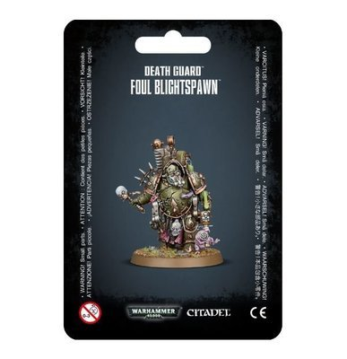 Death Guard: Foul Blightspawn - Warhammer 40.000 - Games Workshop
