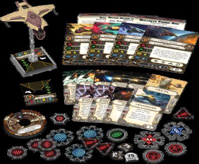 Star Wars: X-Wing - M12-L-Kimogila-Jäger - Erweiterung-Pack Deutsch