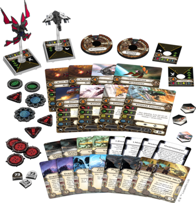 Star Wars: X-Wing  Guns for Hire ENGLISH Expansion
