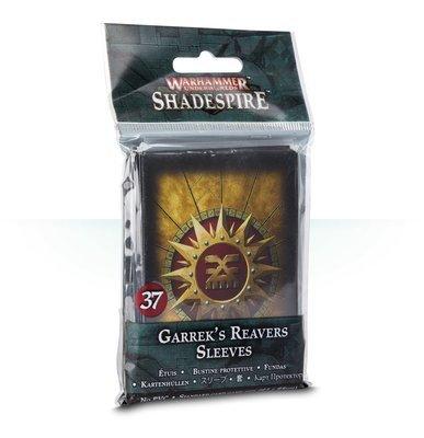 Kartenhüllen Sleeves für Warhammer Underworlds: Shadespire – Garreks Plünderer - Games Workshop