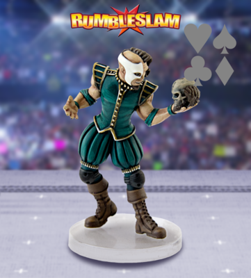 The Thespian - RUMBLESLAM Wrestling