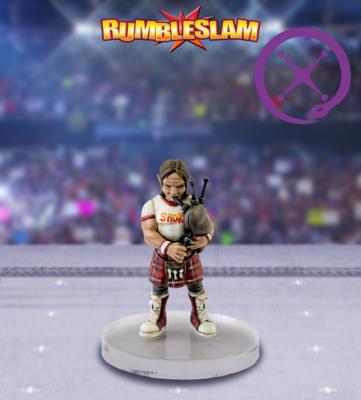 Tartan - RUMBLESLAM Wrestling
