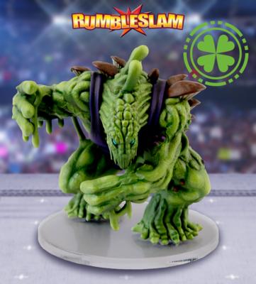 Shamblefist - RUMBLESLAM Wrestling