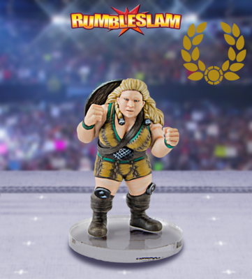 Gertha - RUMBLESLAM Wrestling