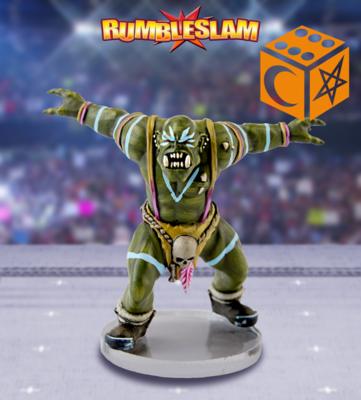 Waaarrior - RUMBLESLAM Wrestling