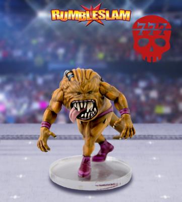 Experiment 2186 - RUMBLESLAM Wrestling