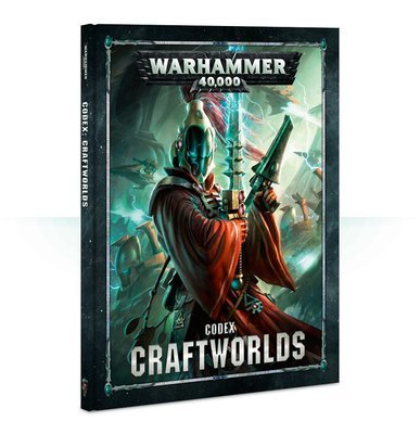 Codex: Craftworlds (HB English) - Warhammer 40.000 - Games Workshop