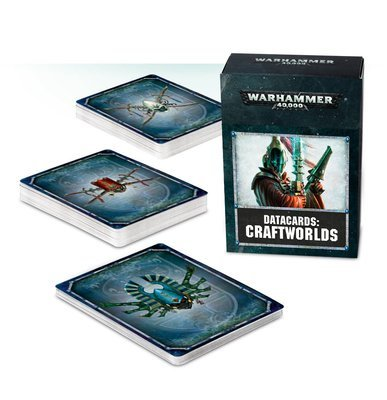 Datakarten: Craftworlds (DEUTSCH) - Warhammer 40.000 - Games Workshop