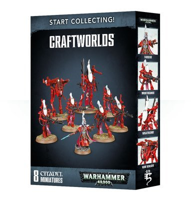Start Collecting! Craftworlds - Warhammer 40.000 - Games Workshop