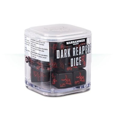 Würfel der Dark Reapers - Warhammer 40.000 - Games Workshop