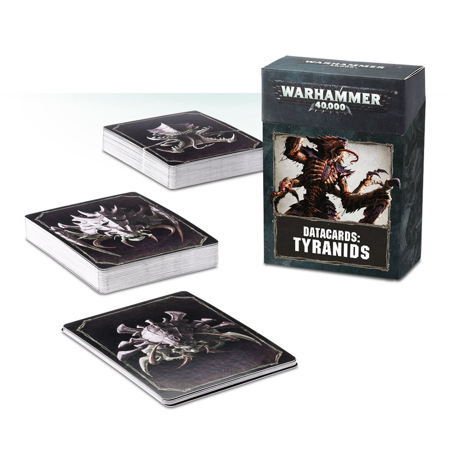 Datacards: Tyranids (DEUTSCH) - Warhammer 40.000 - Games Workshop