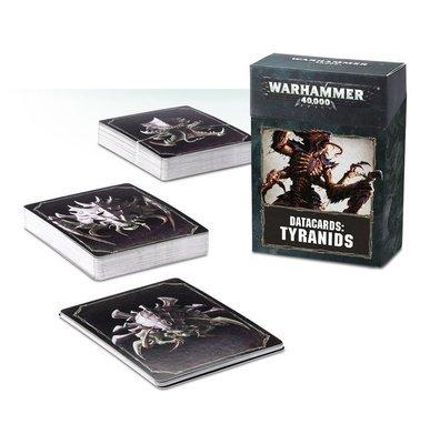 Datacards: Tyranids (DEUTSCH) - Warhammer 40.000 - Games Workshop