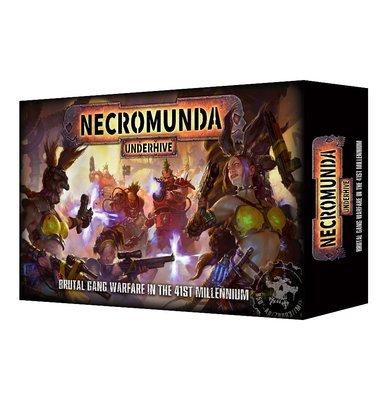 Necromunda: Underhive Grundbox (English) - Games Workshop