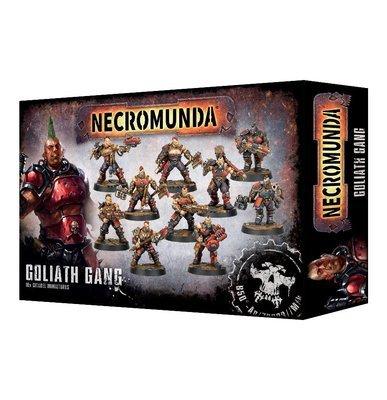 Necromunda: Goliath Gang - Games Workshop