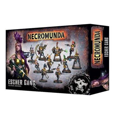 Necromunda: Escher Gang - Games Workshop