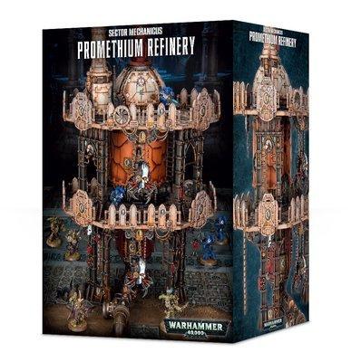 Promethium Refinery Promethian - Games Workshop