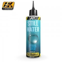 Still Water (Acrylic) - 250ml - AK Interactive