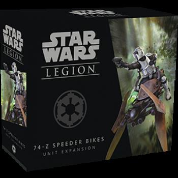 Star Wars Legion - 74-Z Speeder Bikes Düsenschlitten Unit Expansion - Fantasy Flight Games
