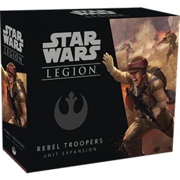 Star Wars Legion - Rebellentruppen Rebel Troopers Unit Expansion - Fantasy Flight Games