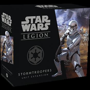 Star Wars Legion - Stormtroopers Unit Expansion - Fantasy Flight Games - D/E