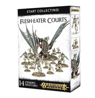 START COLLECTING! Flesh-eater Courts - Warhammer Age of Sigmar - Games Workshop