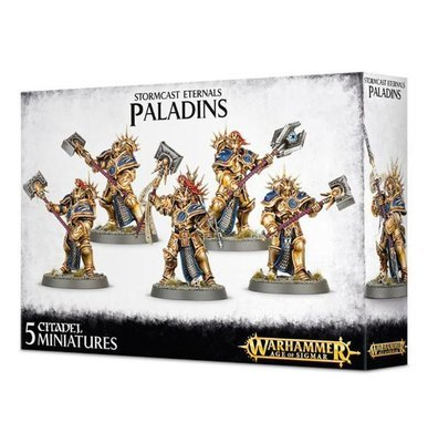 STORMCAST ETERNALS PALADINS Retributors Decimators  Protectors - Warhammer Age of Sigmar - Games Workshop