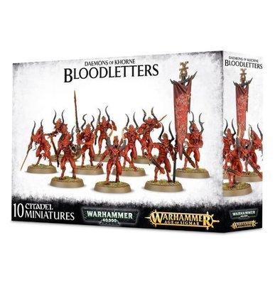 Daemons Of Khorne Bloodletters - Warhammer Age of Sigmar - Games Workshop