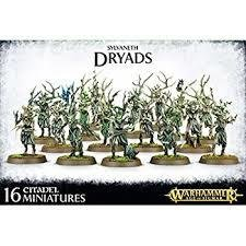 SYLVANETH DRYADS - Warhammer Age of Sigmar- Games Workshop