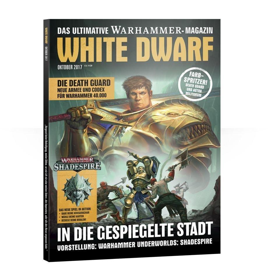 White Dwarf Oktober 2017 (Deutsch) - Games Workshop