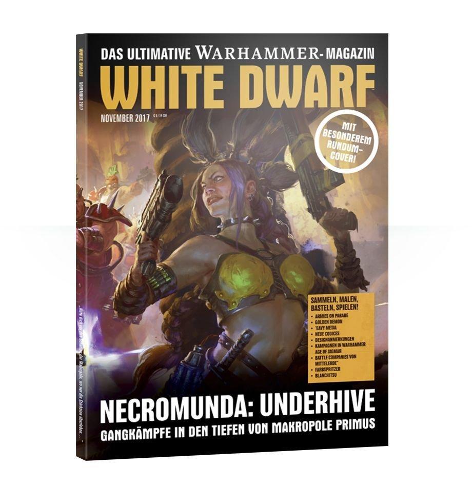 White Dwarf November 2017 (Deutsch) - Games Workshop