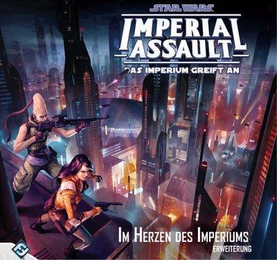 Im Herzen des Imperiums - Star Wars: Imperial Assault Erweiterung - deutsch