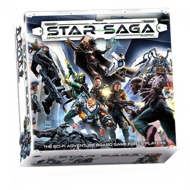 Star Saga The Eiras Contract Core Set - Grundspiel English - Mantic Games