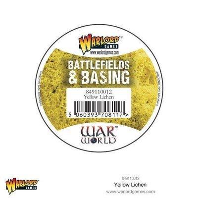 Yellow Lichen - Warlord Scenics - Warlord Games