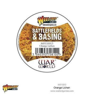 Orange Lichen - Warlord Scenics - Warlord Games