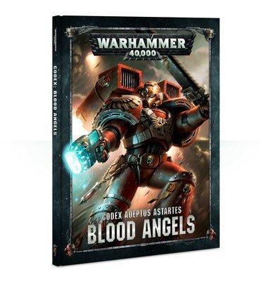 CODEX: BLOOD ANGELS (HB) (ENGLISH) - Warhammer 40.000 - Games Workshop