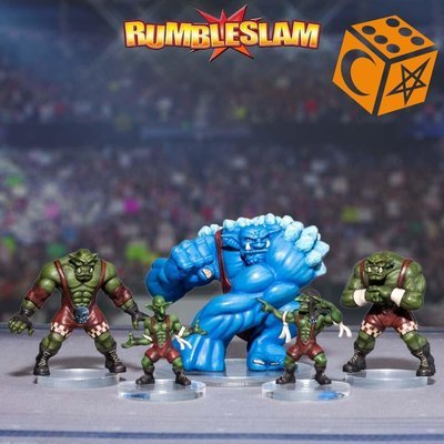 The Green Bruisers - RUMBLESLAM Wrestling