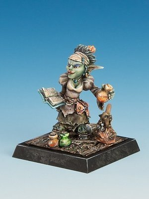 Momma Fiara - Goblin Piraten - Freebooter's Fate