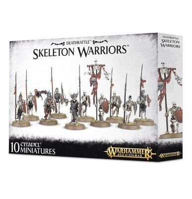Skeleton Warriors (10) - Skelettkrieger - Games Workshop