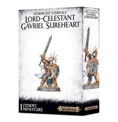 Lord-Celestant Gavriel Sureheart - Warhammer Age of Sigmar - Games Workshop