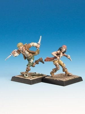 Seemann und Seefrau - Piraten - Freebooter's Fate
